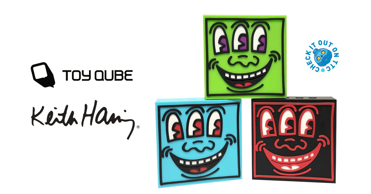toyqube-keith-haring-soundcube-featured